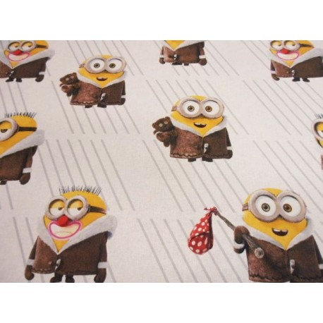 MINIONS SILLY BIANCO