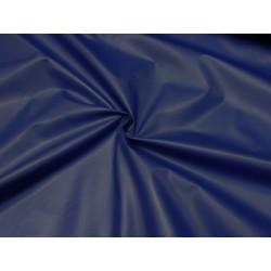 PVC SETA IMPERMEABILE BLU - C34